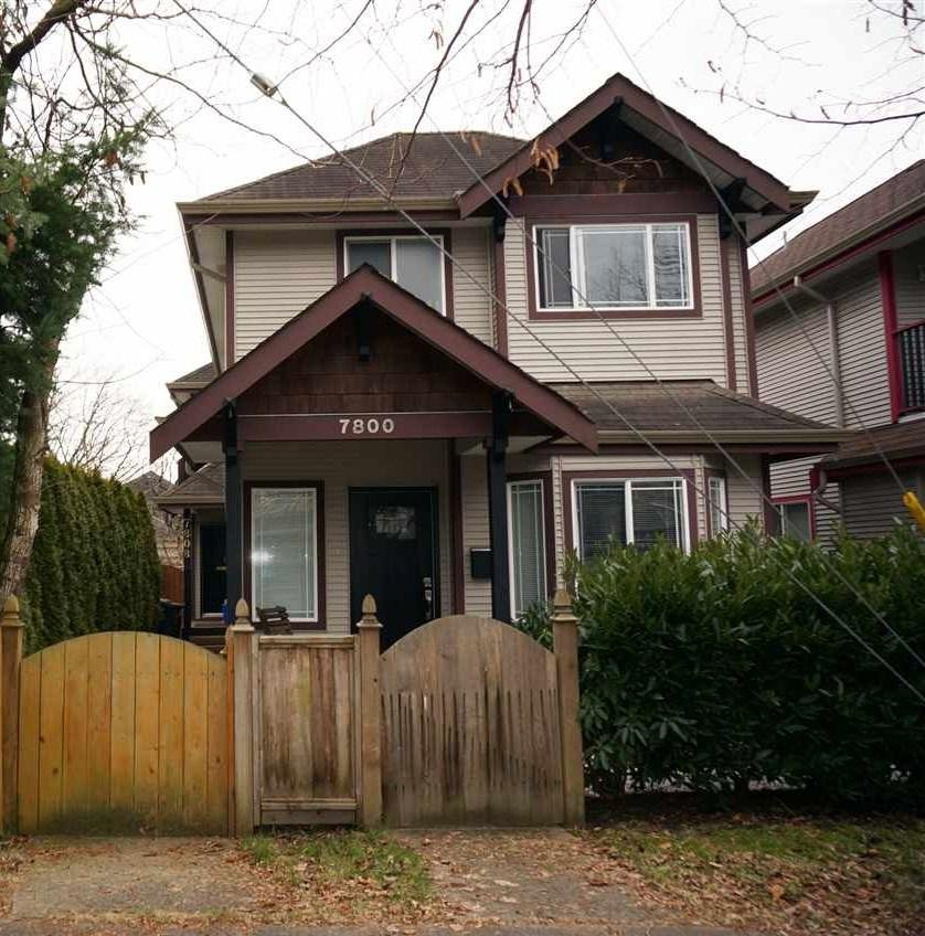 R2132076 - 7808 BENNETT ROAD, Brighouse South, Richmond, BC - Townhouse