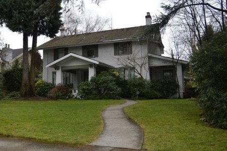 R2133904 - 1384 W 32ND AVENUE, Shaughnessy, Vancouver, BC - House/Single Family