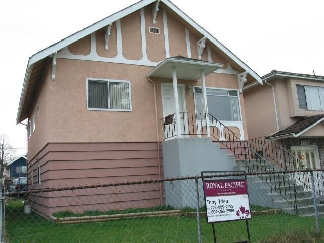 R2136479 - 2282 E 33RD AVENUE, Victoria VE, Vancouver, BC - House/Single Family