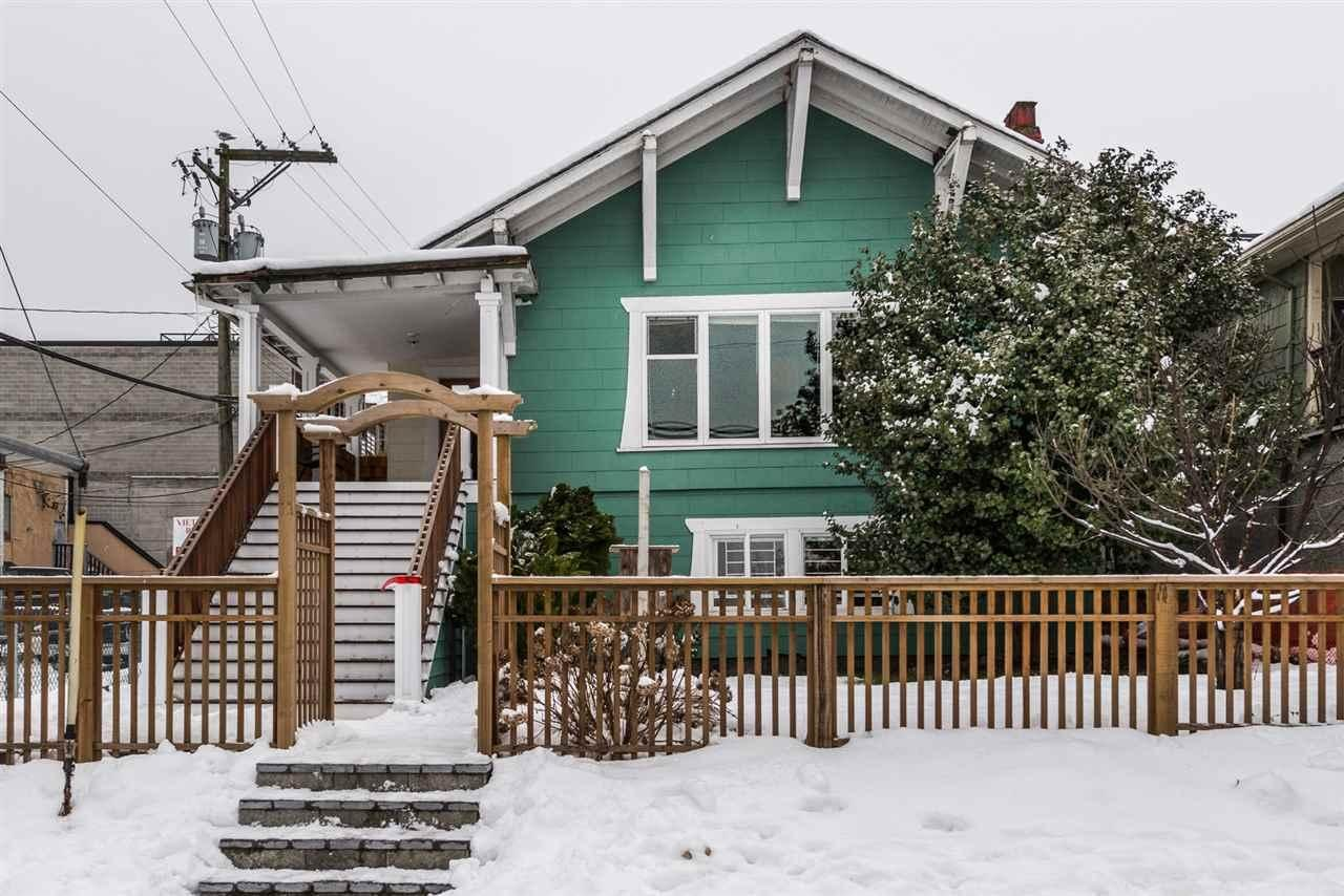 R2137994 - 430 LAKEWOOD DRIVE, Hastings, Vancouver, BC - House/Single Family