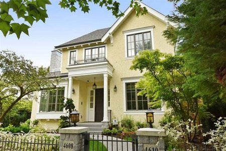 R2138757 - 4610 W 6TH AVENUE, Point Grey, Vancouver, BC - House/Single Family