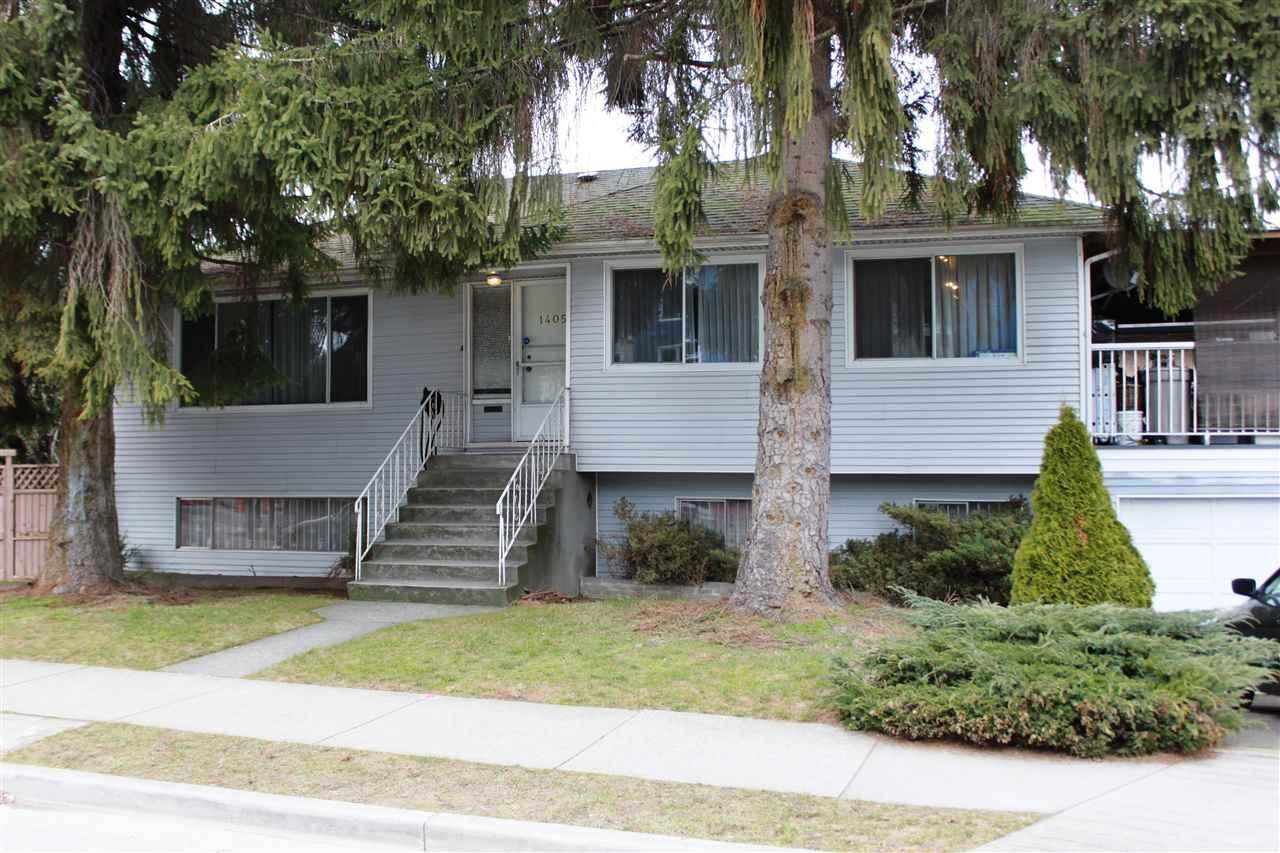 R2139611 - 1405 E 15 AVENUE, Renfrew Heights, Vancouver, BC - House/Single Family