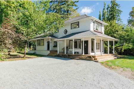 R2140726 - 21834 40TH AVENUE, Murrayville, Langley, BC - House with Acreage