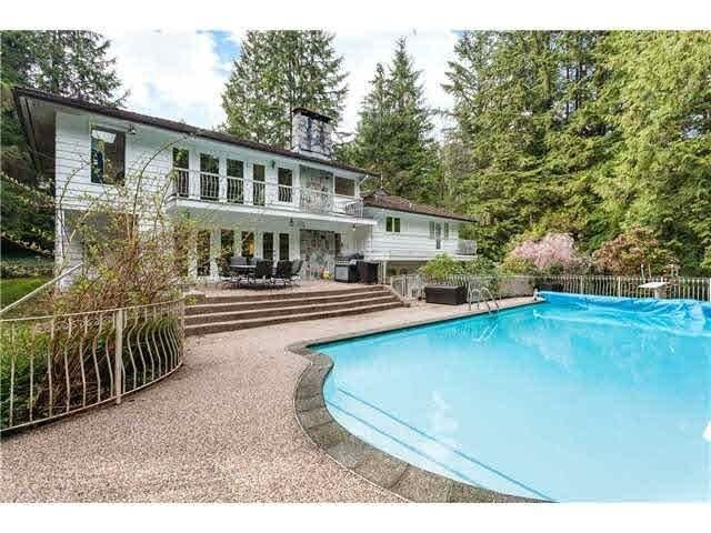 R2141523 - 311 STEVENS DRIVE, British Properties, West Vancouver, BC - House/Single Family