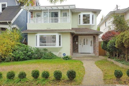 R2143039 - 4586 W 8TH AVENUE, Point Grey, Vancouver, BC - House/Single Family