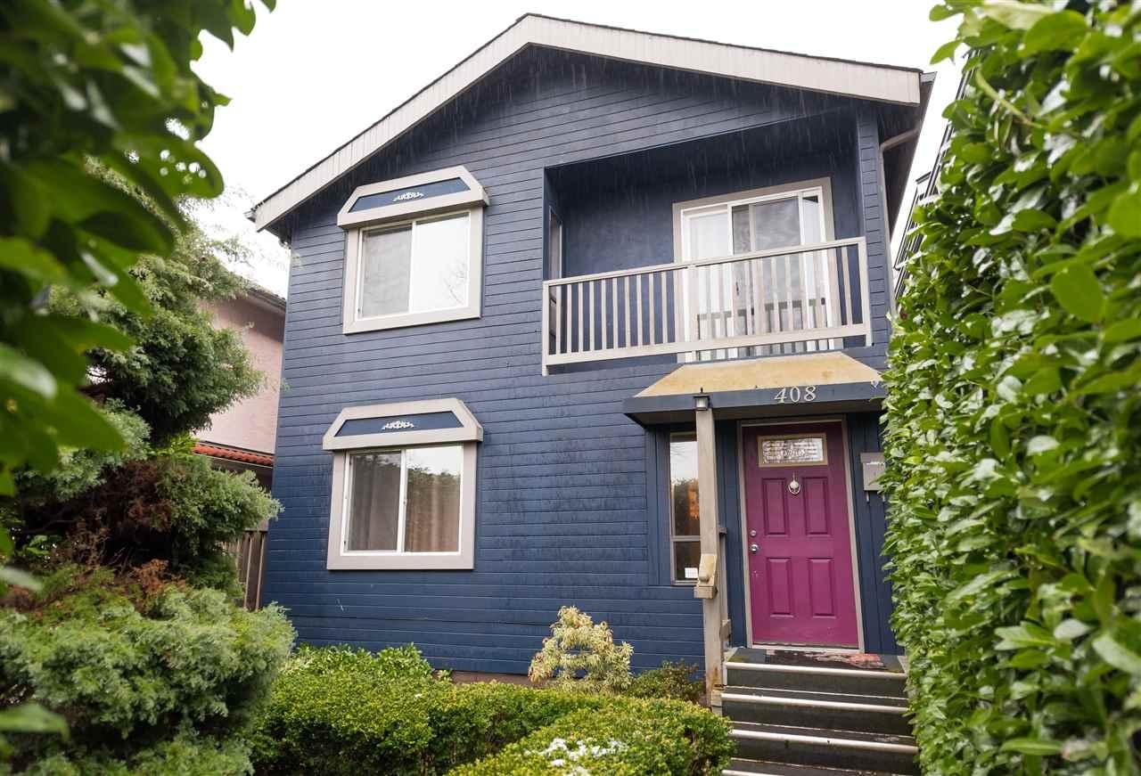 R2144505 - 408 E 17TH AVENUE, Fraser VE, Vancouver, BC - House/Single Family