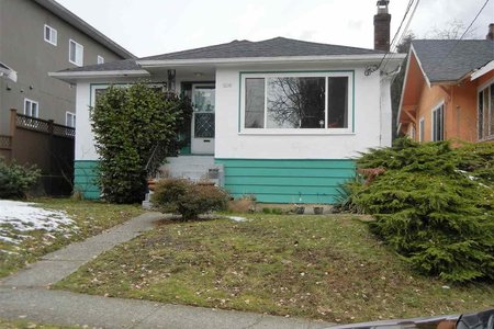 R2145550 - 3567 HULL STREET, Grandview VE, Vancouver, BC - House/Single Family
