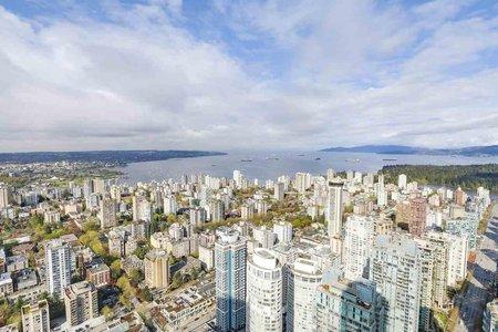 R2147059 - 6602 1151 W GEORGIA STREET, Coal Harbour, Vancouver, BC - Apartment Unit