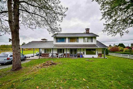 R2147888 - 6062 216 STREET, Salmon River, Langley, BC - House with Acreage