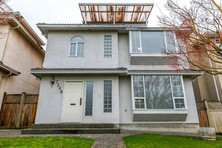 R2148004 - 7388 LABURNUM STREET, S.W. Marine, Vancouver, BC - House/Single Family