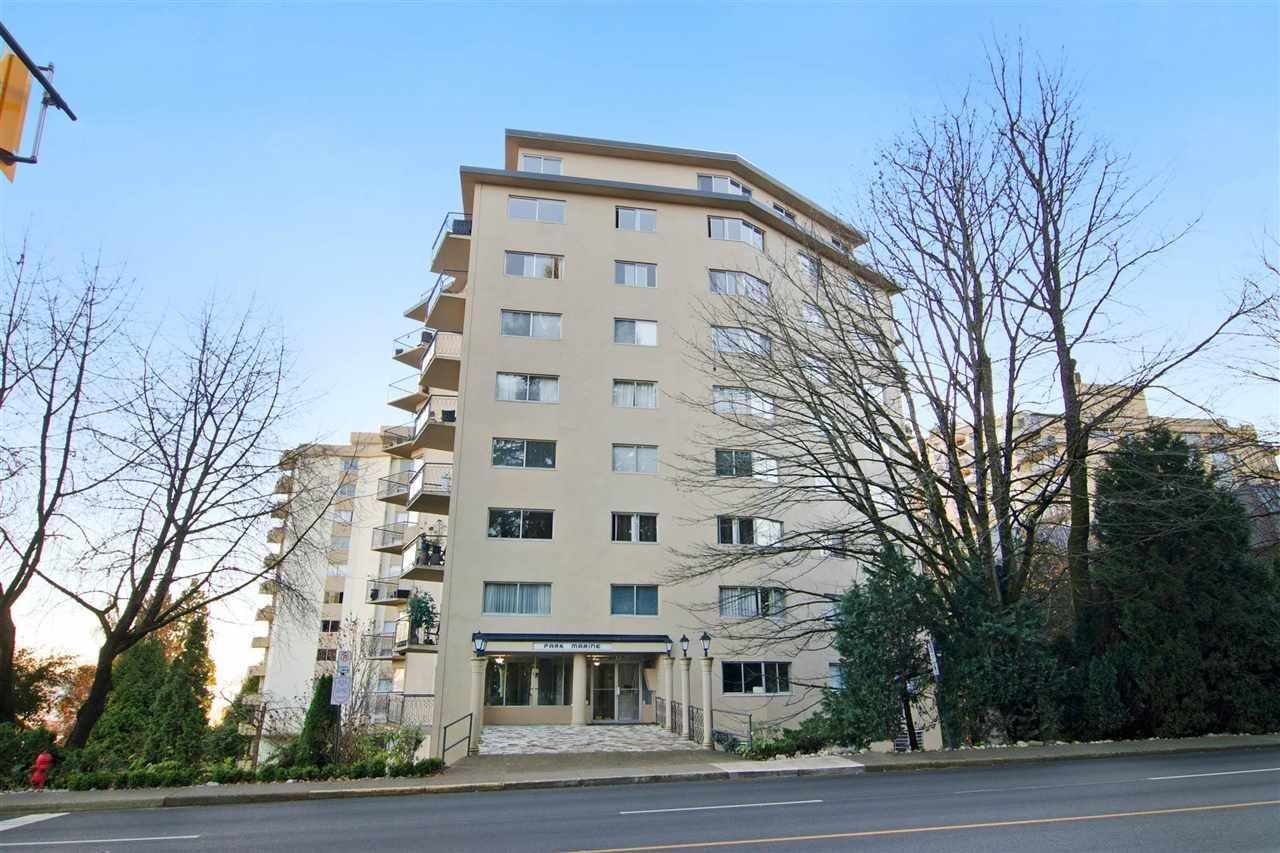 R2150736 - 701 1930 MARINE DRIVE, Ambleside, West Vancouver, BC - Apartment Unit