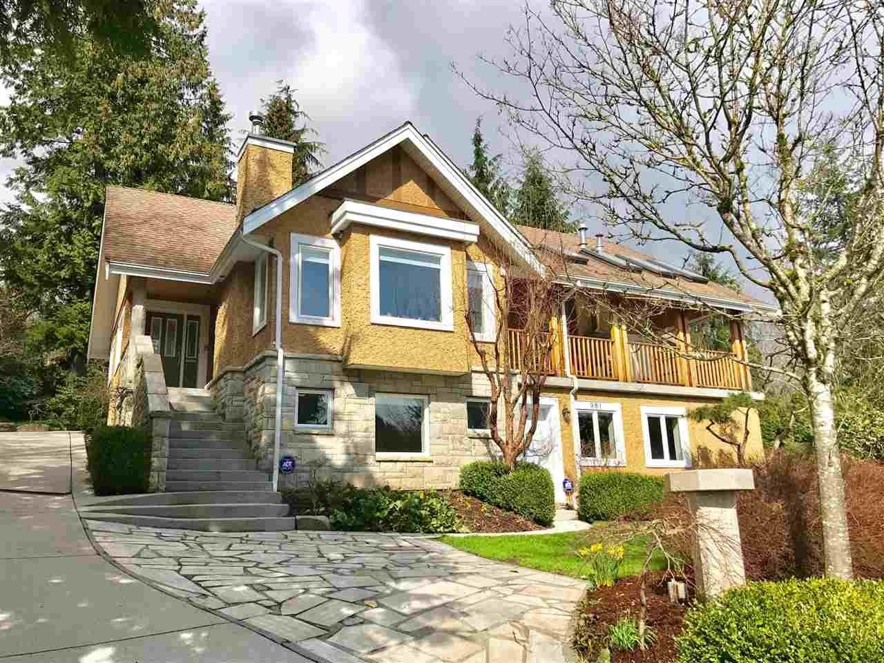 R2150956 - 981 WILDWOOD LANE, British Properties, West Vancouver, BC - House/Single Family