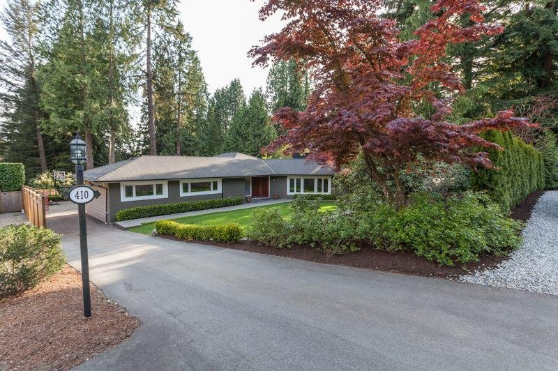 R2151040 - 410 MULGRAVE PLACE, British Properties, West Vancouver, BC - House/Single Family