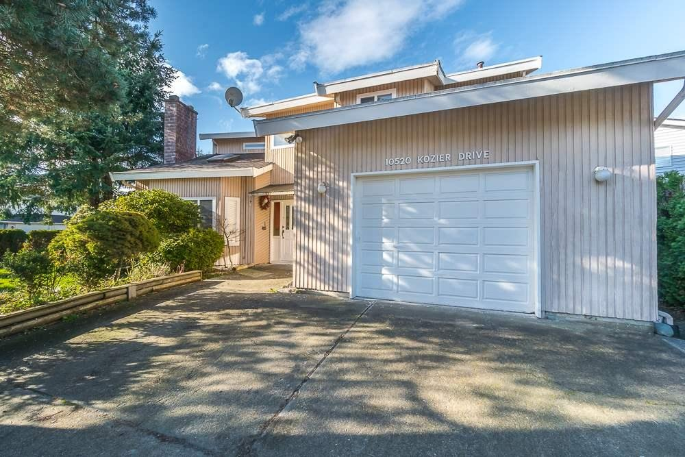 R2151095 - 10520 KOZIER DRIVE, Steveston North, Richmond, BC - House/Single Family