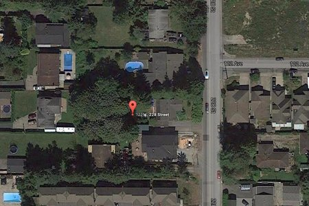 R2151250 - 12211 228 STREET, East Central, Maple Ridge, BC - House/Single Family