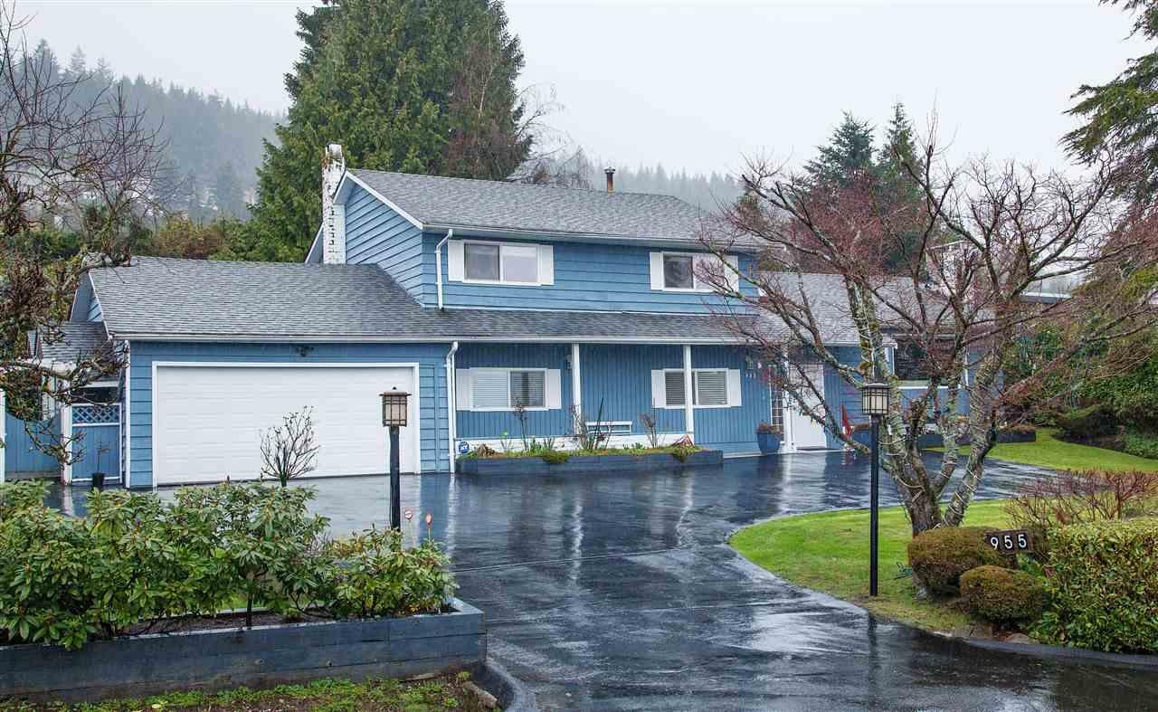 R2151449 - 955 GREENWOOD ROAD, British Properties, West Vancouver, BC - House/Single Family