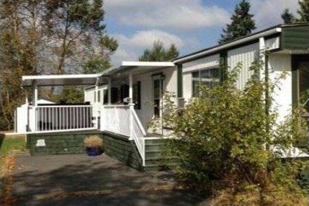 R2151900 - 42 7850 KING GEORGE BOULEVARD, Bear Creek Green Timbers, Surrey, BC - Manufactured
