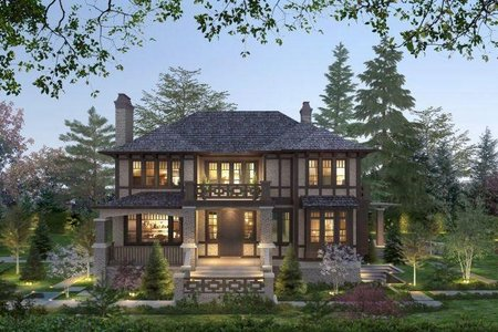 R2151951 - 4376 ALEXANDRA STREET, Shaughnessy, Vancouver, BC - House/Single Family