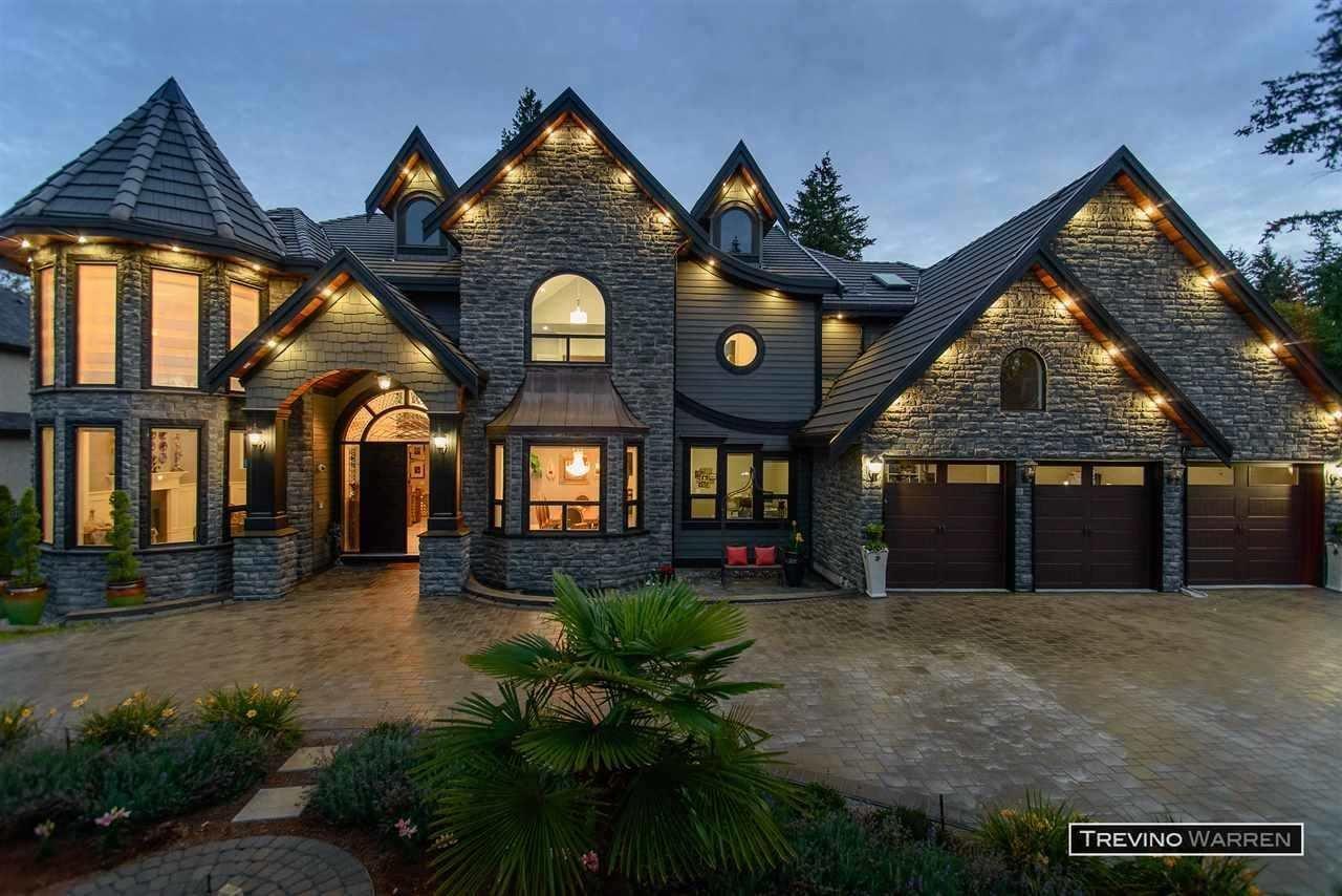 R2152394 - 13038 57B AVENUE, Panorama Ridge, Surrey, BC - House/Single Family