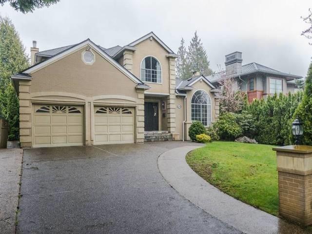 R2152559 - 6850 BEECHWOOD STREET, S.W. Marine, Vancouver, BC - House/Single Family