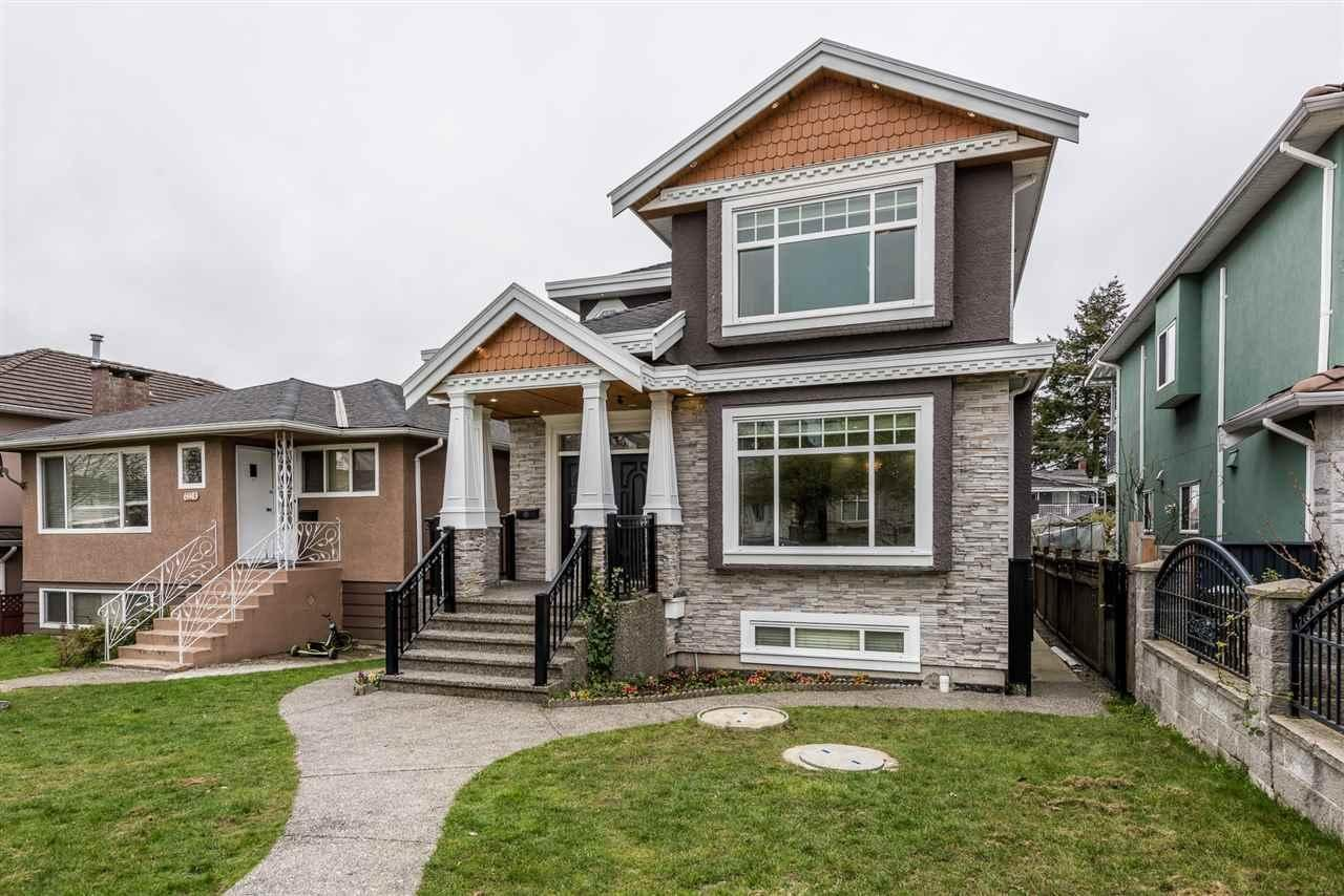 R2153082 - 6935 CULLODEN STREET, South Vancouver, Vancouver, BC - House/Single Family