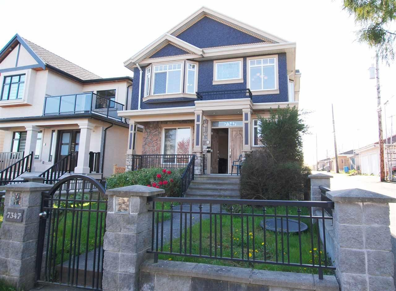 R2153176 - 7347 INVERNESS STREET, South Vancouver, Vancouver, BC - House/Single Family