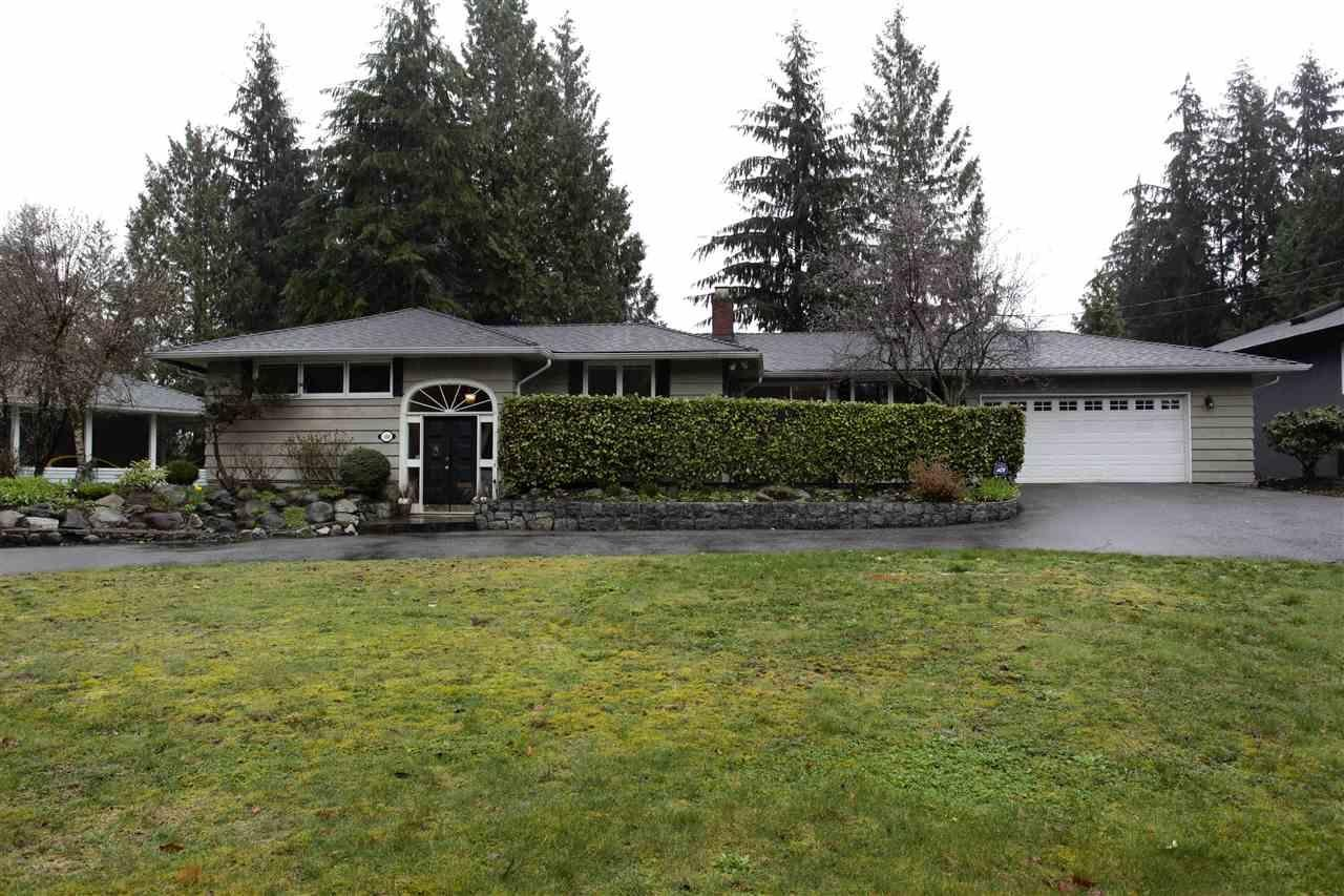 R2153541 - 368 ST. JAMES CRESCENT, British Properties, West Vancouver, BC - House/Single Family