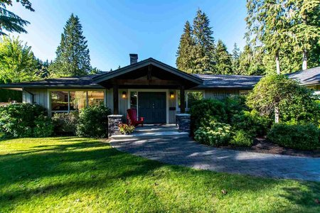 R2153852 - 322 MOYNE DRIVE, British Properties, West Vancouver, BC - House/Single Family