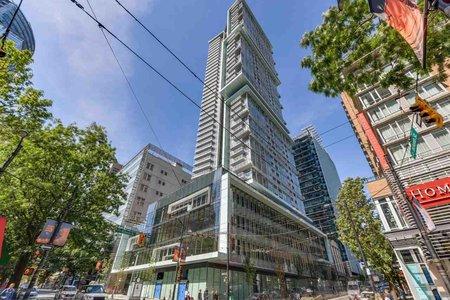 R2154145 - 1709 777 RICHARDS STREET, Downtown VW, Vancouver, BC - Apartment Unit
