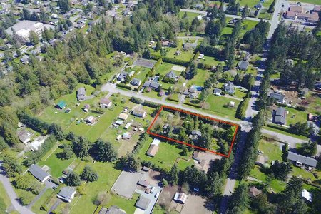 R2154212 - 24631 54 AVENUE, Salmon River, Langley, BC - House with Acreage