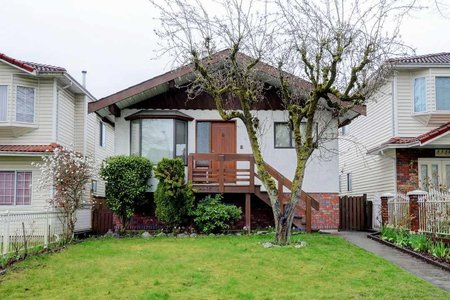 R2154302 - 4438 PERRY STREET, Victoria VE, Vancouver, BC - House/Single Family