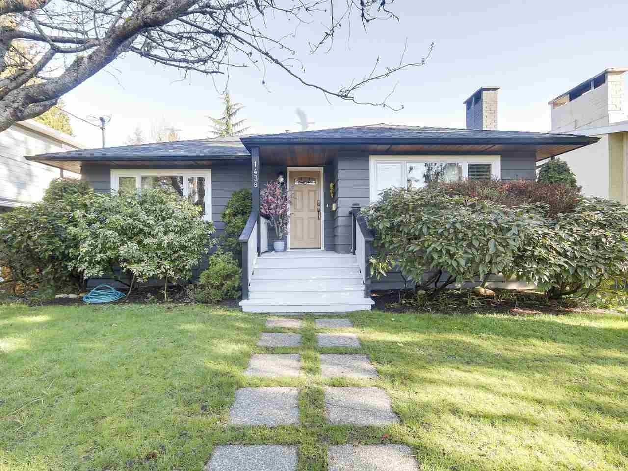 R2155326 - 1438 LAING DRIVE, Capilano NV, North Vancouver, BC - House/Single Family
