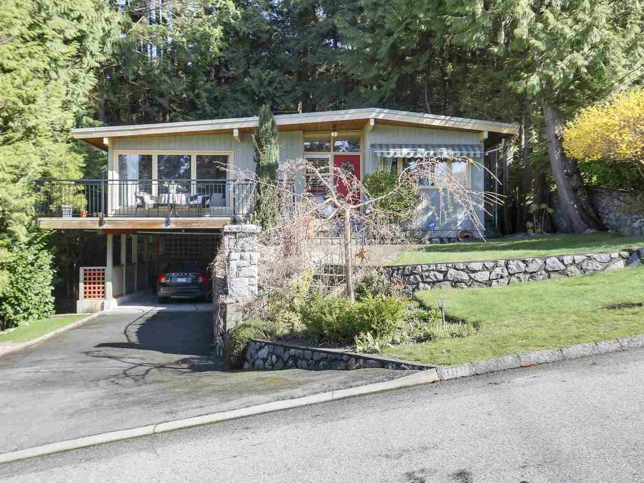 R2156117 - 868 PROSPECT AVENUE, Canyon Heights NV, North Vancouver, BC - House/Single Family