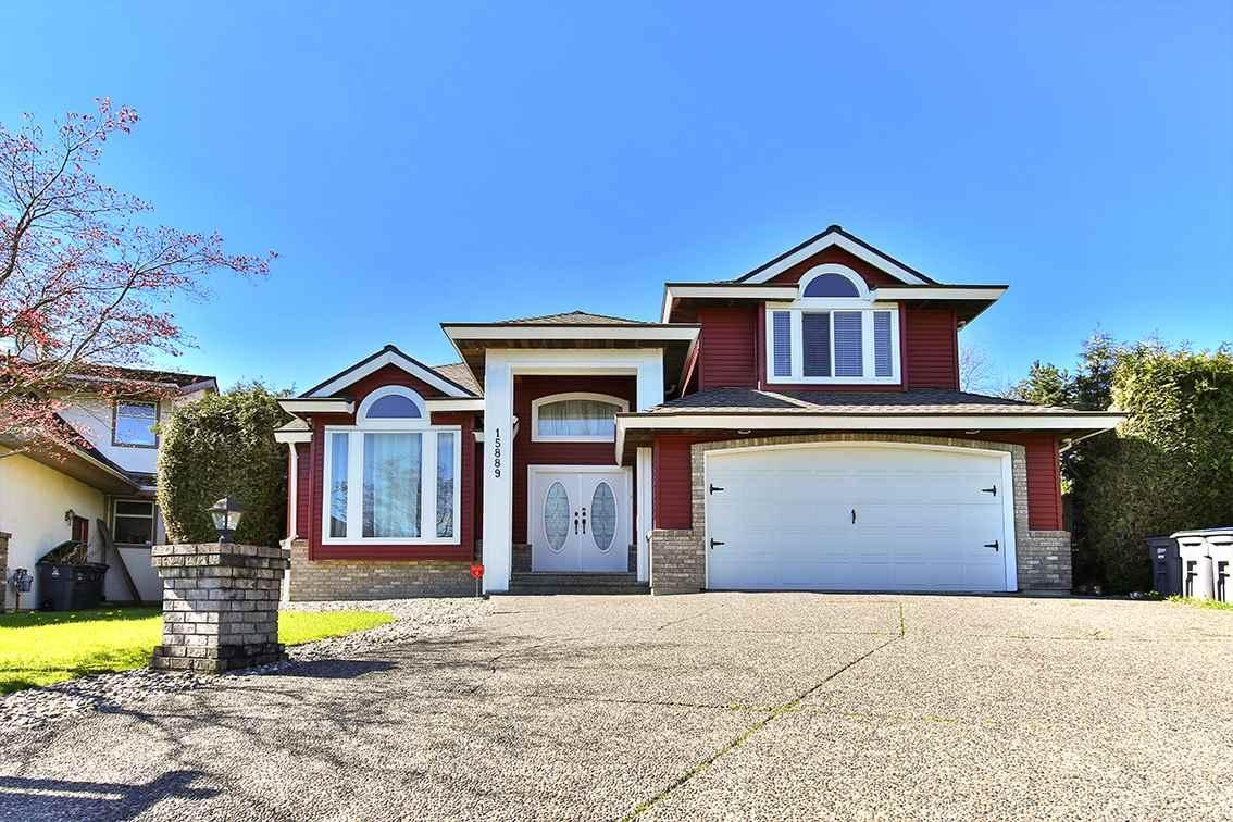 R2156282 - 15889 106A AVENUE, Fraser Heights, Surrey, BC - House/Single Family