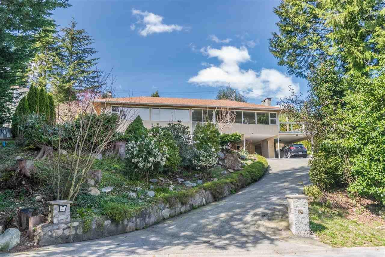 R2156619 - 641 KENWOOD ROAD, British Properties, West Vancouver, BC - House/Single Family