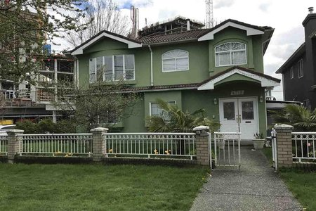 R2157247 - 4718 GLADSTONE STREET, Victoria VE, Vancouver, BC - House/Single Family