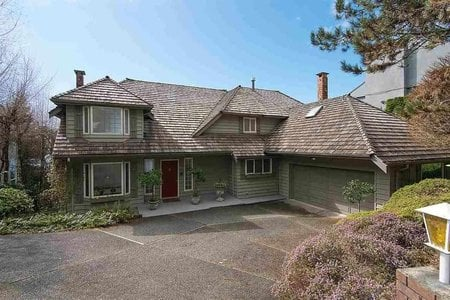 R2157600 - 2373 WESTHILL DRIVE, Westhill, West Vancouver, BC - House/Single Family