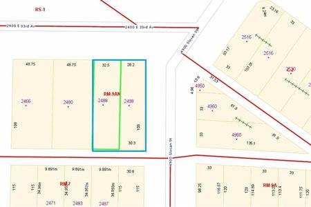 R2157907 - 2488 E 33RD AVENUE, Collingwood VE, Vancouver, BC - House/Single Family