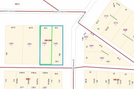 R2157913 - 2498 E 33RD AVENUE, Collingwood VE, Vancouver, BC - House/Single Family