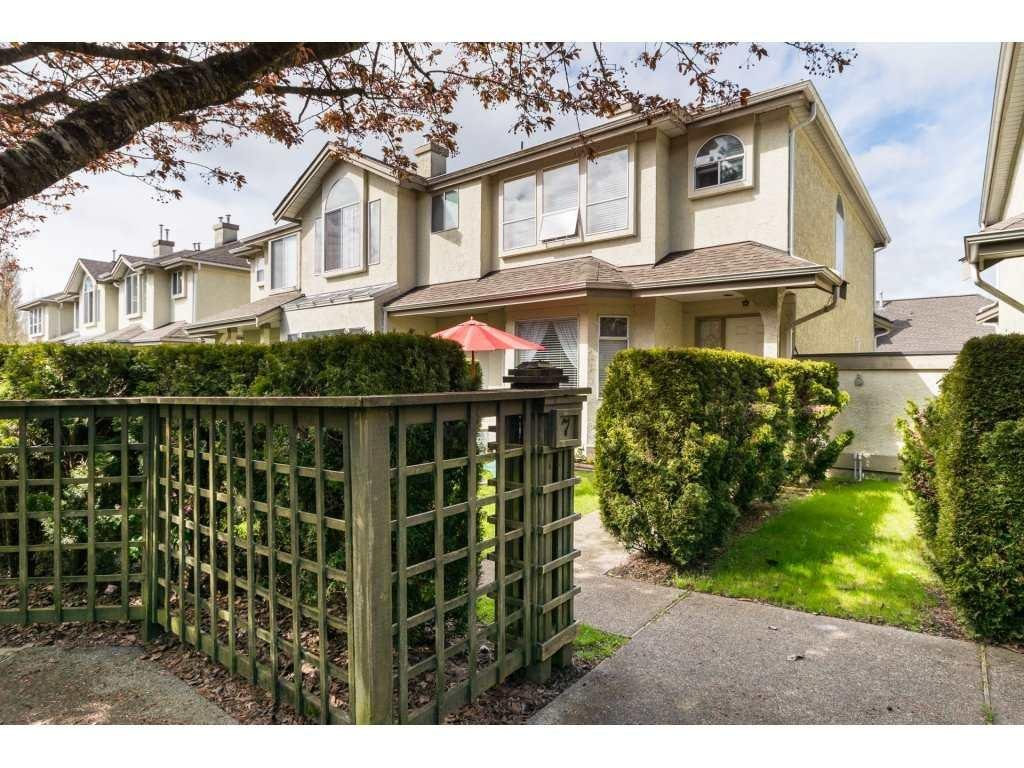 R2158801 - 7 8291 GENERAL CURRIE ROAD, Brighouse South, Richmond, BC - Townhouse