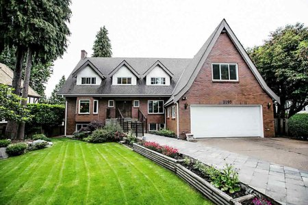 R2159002 - 5795 ANGUS DRIVE, South Granville, Vancouver, BC - House/Single Family
