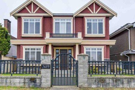 R2159212 - 2689 E 54TH AVENUE, Killarney VE, Vancouver, BC - House/Single Family