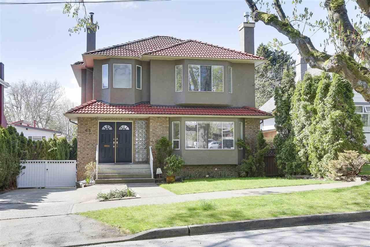 R2159372 - 68 E 43RD AVENUE, Main, Vancouver, BC - House/Single Family