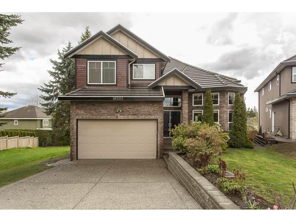 R2159499 - 16502 104A AVENUE, Fraser Heights, Surrey, BC - House/Single Family