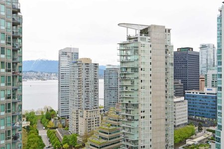 R2160061 - 2309 1331 W GEORGIA STREET, Coal Harbour, Vancouver, BC - Apartment Unit