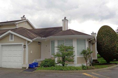 R2160542 - 24 20761 TELEGRAPH TRAIL, Walnut Grove, Langley, BC - Townhouse