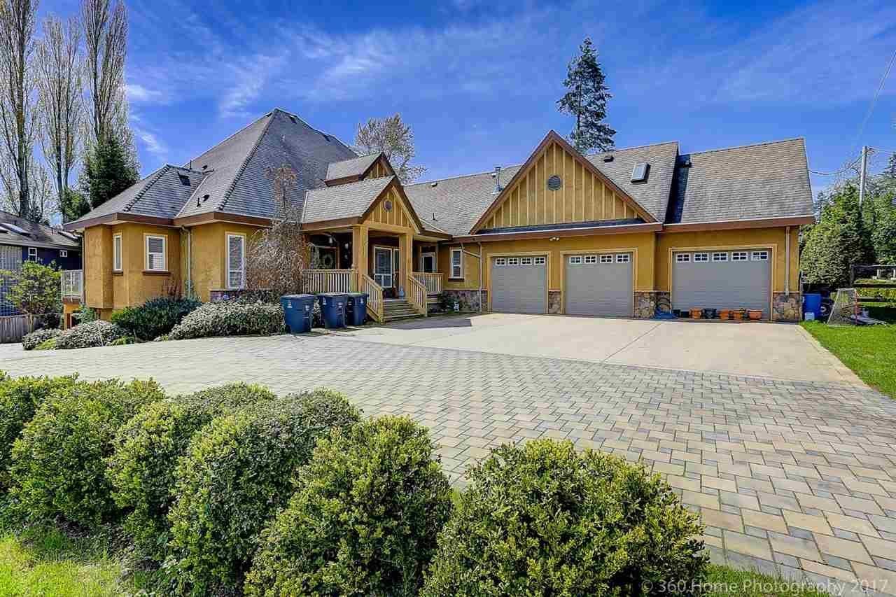 R2160648 - 12801 54 AVENUE, Panorama Ridge, Surrey, BC - House/Single Family