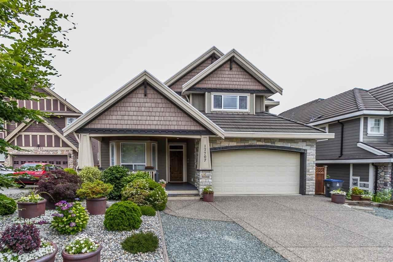 R2160795 - 17707 101 AVENUE, Fraser Heights, Surrey, BC - House/Single Family