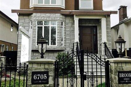R2161502 - 6705 BROOKS STREET, Killarney VE, Vancouver, BC - House/Single Family