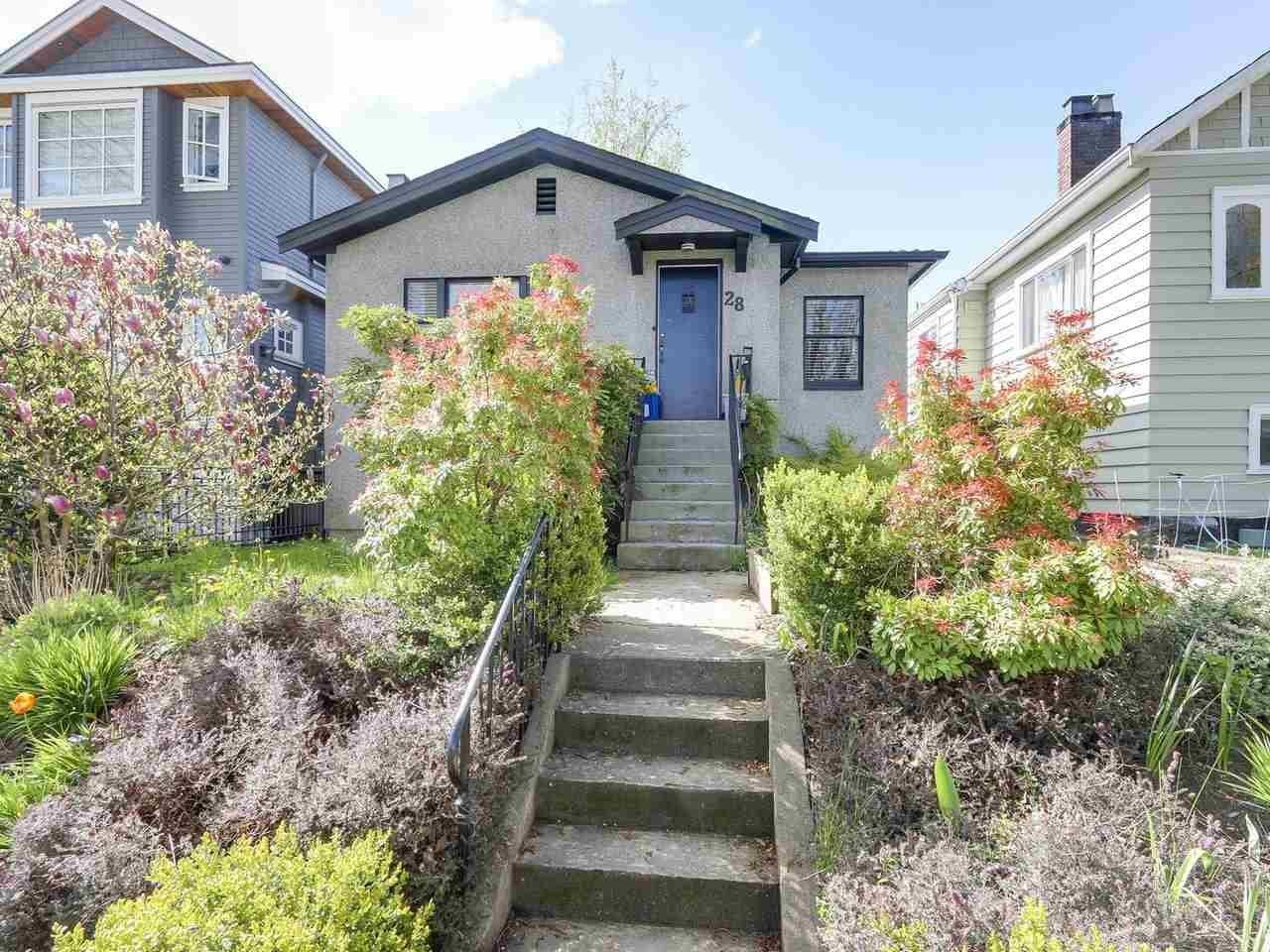 R2161603 - 28 E 19TH AVENUE, Main, Vancouver, BC - House/Single Family